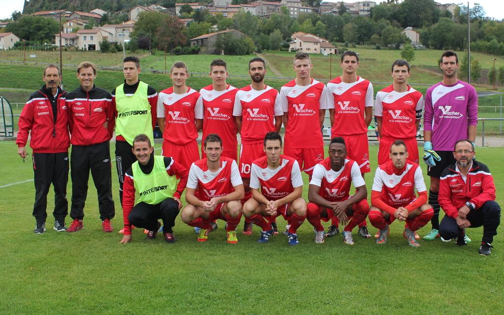 Match de foot division honneur polignac clermont ferrand - Jardin d hiver henri salvador clermont ferrand ...
