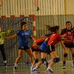 Match - 18 CF VS LE POUZIN 090115