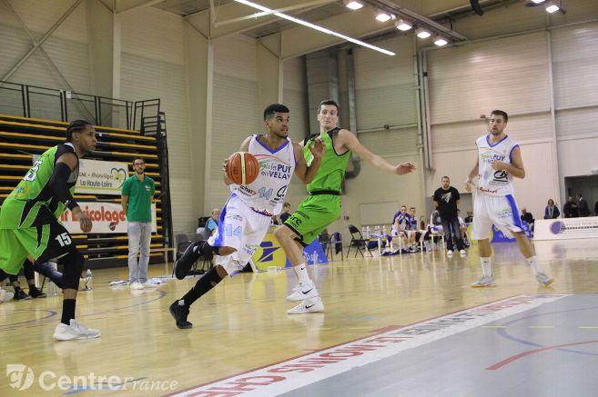 Basket nationale 2 Aubenas 88-65 asmb le puy réac après match 11/02/17