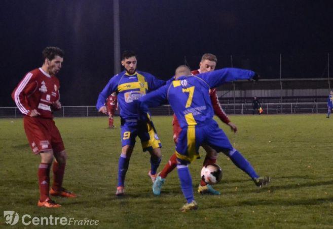 régionale 2 foot Auvergne chadrac 0-4 la châtaigneraie après match 21/05/17