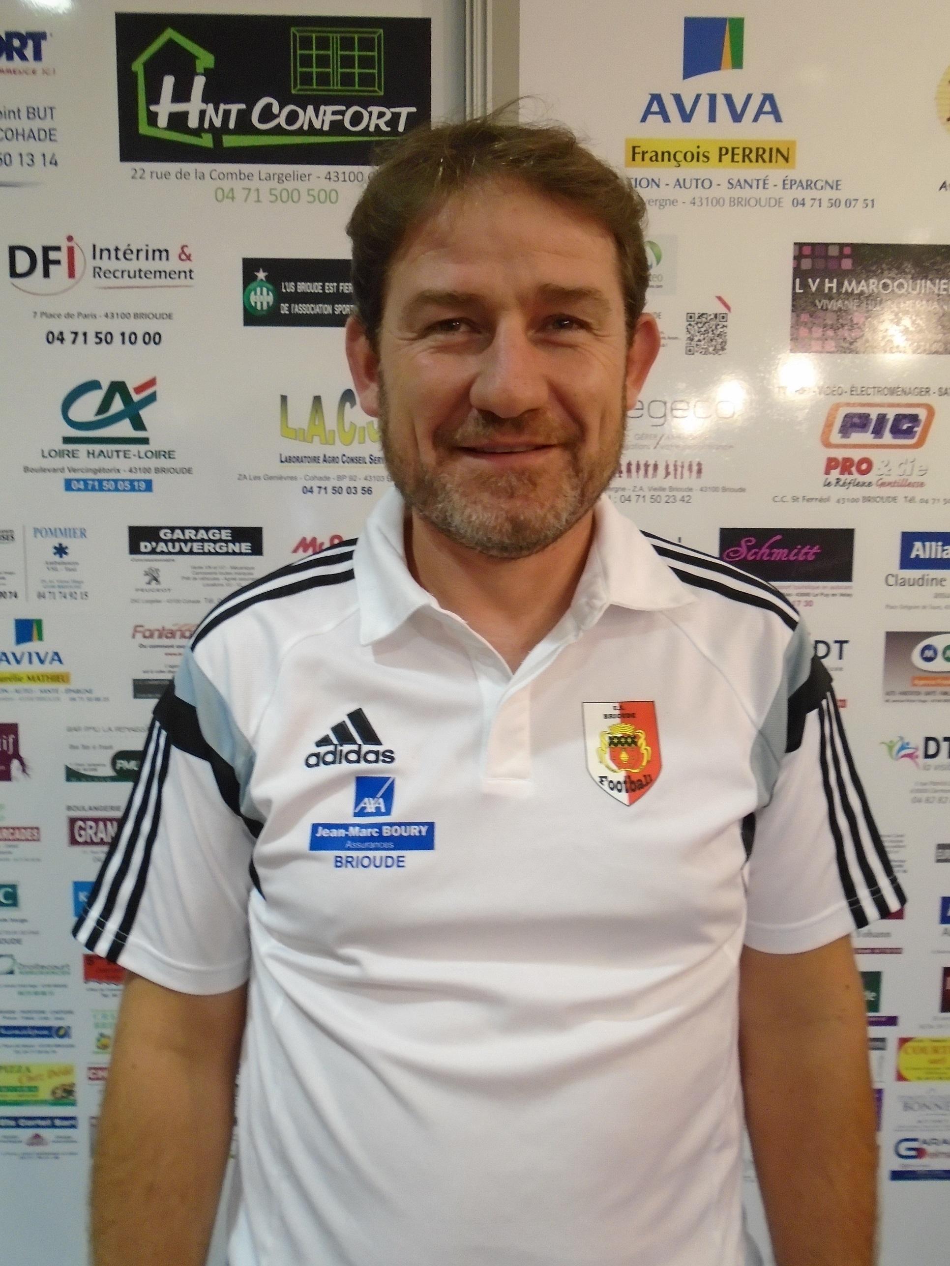 régionale 2 foot Auvergne brioude 1-4 le cendre réac après match 200318