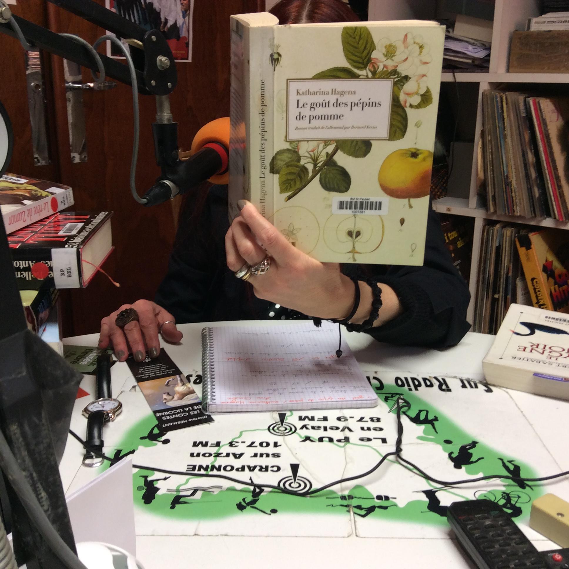 un livre par semaine le gout des pepins de pomme Katharina Hagena 12/02/17