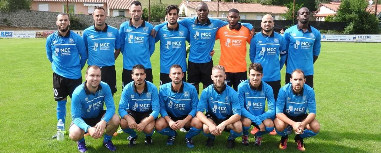 régionale 1 ligue d'Auvergne st pourcain 1-1 chadrac réac après match 25/03/17