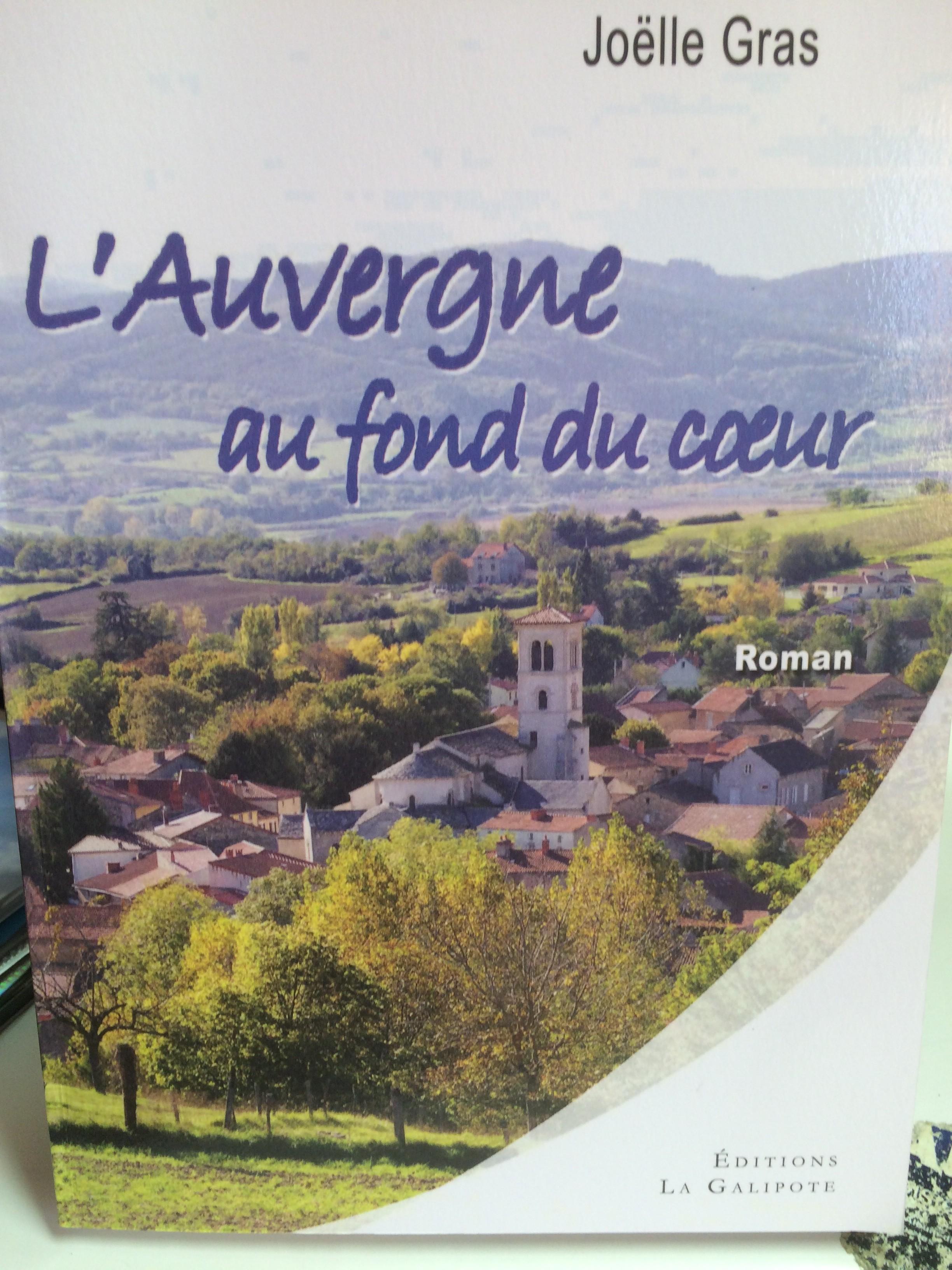 l'Auvergne au fond du cœur Joëlle gras 25/04/17