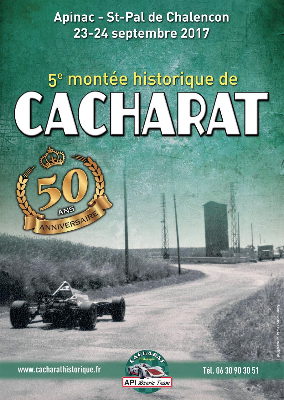 cacharat montée historique 23 et 24/09/17