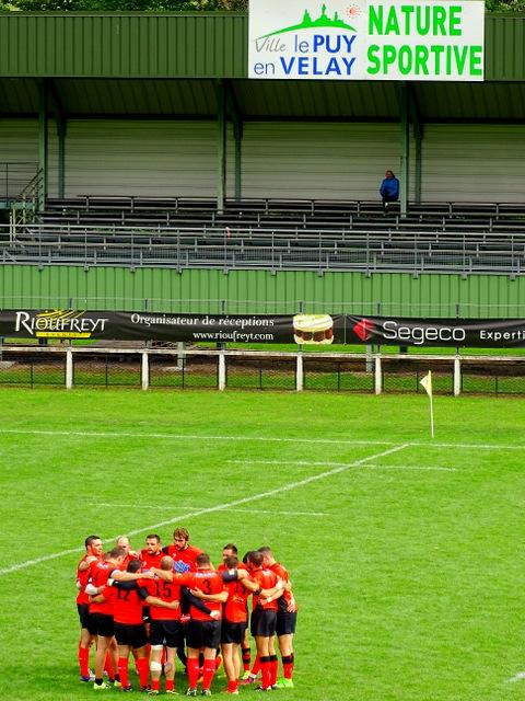 rugby fédérale 3 cop le puy 16-16 nantua réaction après match