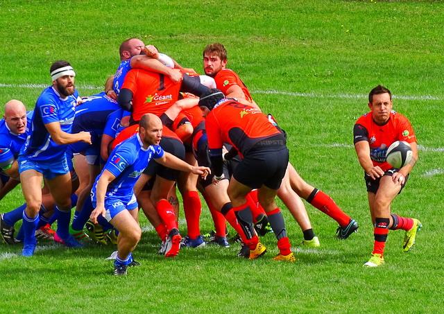 fédérale 3 rugby rillieux rugby-cop le puy dimanche 24/09 15h avant match