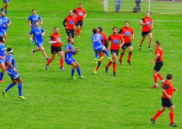 rugby fédérale 3 Rhône sportif 17-13 cop le puy après match 111217