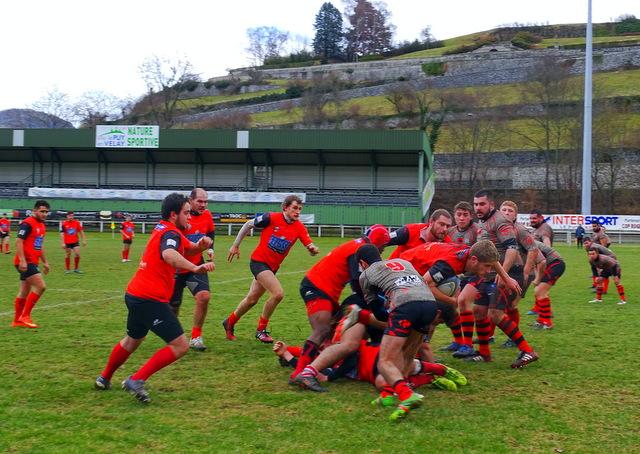 fédérale 3 rugby Givors 35-23 cop le puy réac après match 200318