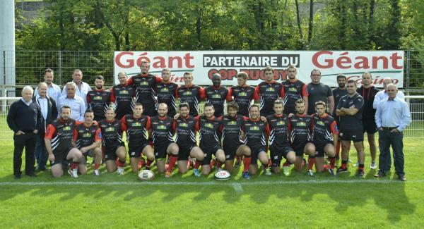 rugby fédérale 3 cop le puy – Rhône sportif 2204 15 h Lafayette