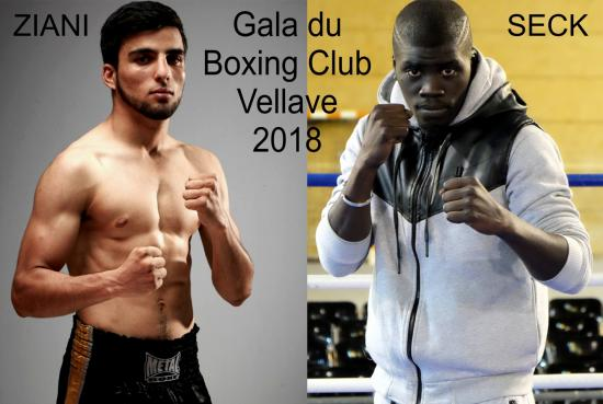 gala boxing club du velay 20h massot