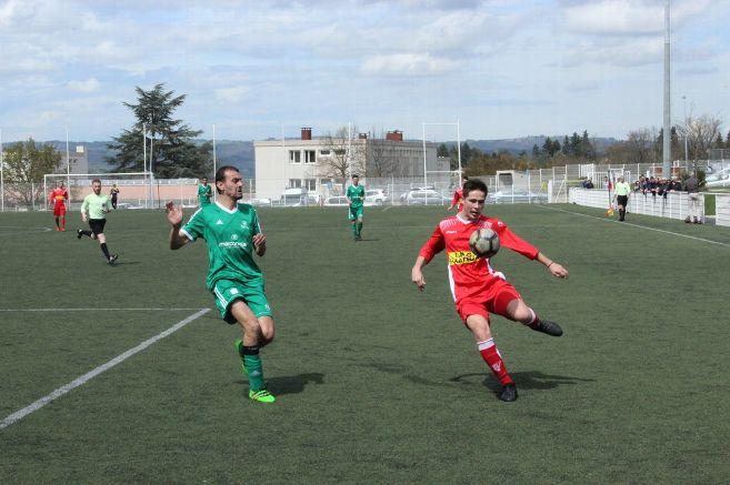 regionale 3 foot aura vertaizon 1-7 monistrol sur loire réac après match 101119