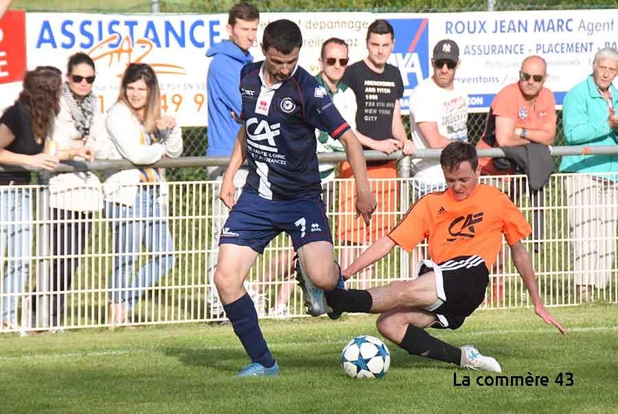 1/2 finale coupe de la hte Loire monistrol sur Loire 2-1 bas en basset réac après match 210518