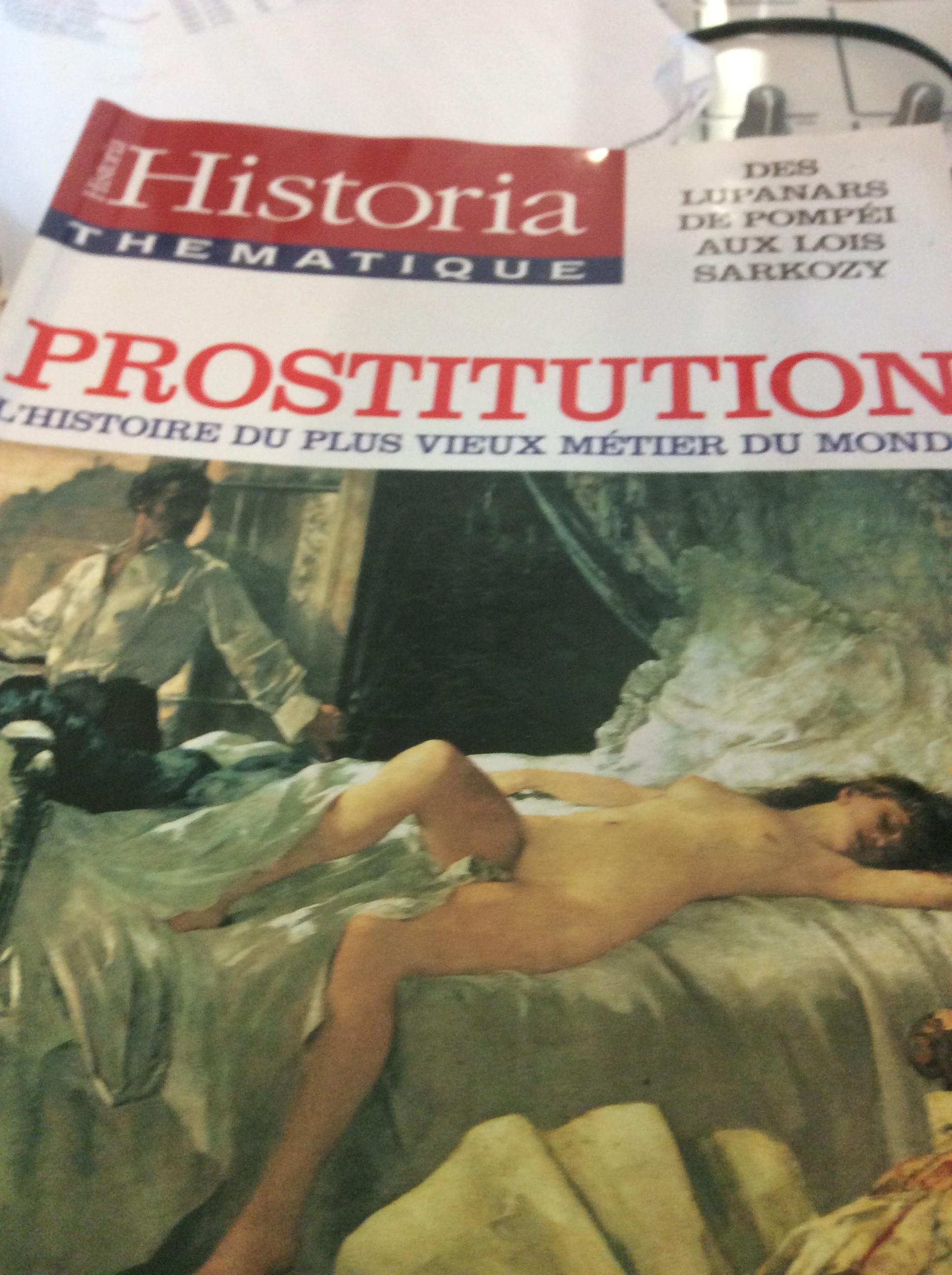 histoire de France et d'ailleurs la prostitution rené joseph irmana 250518