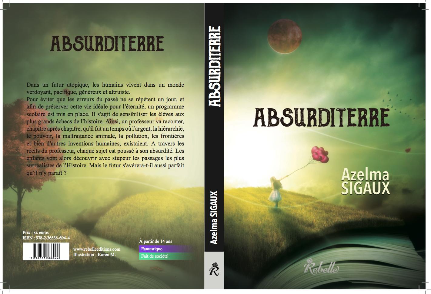 azelma sigaux pour son roman absurditerre 250718