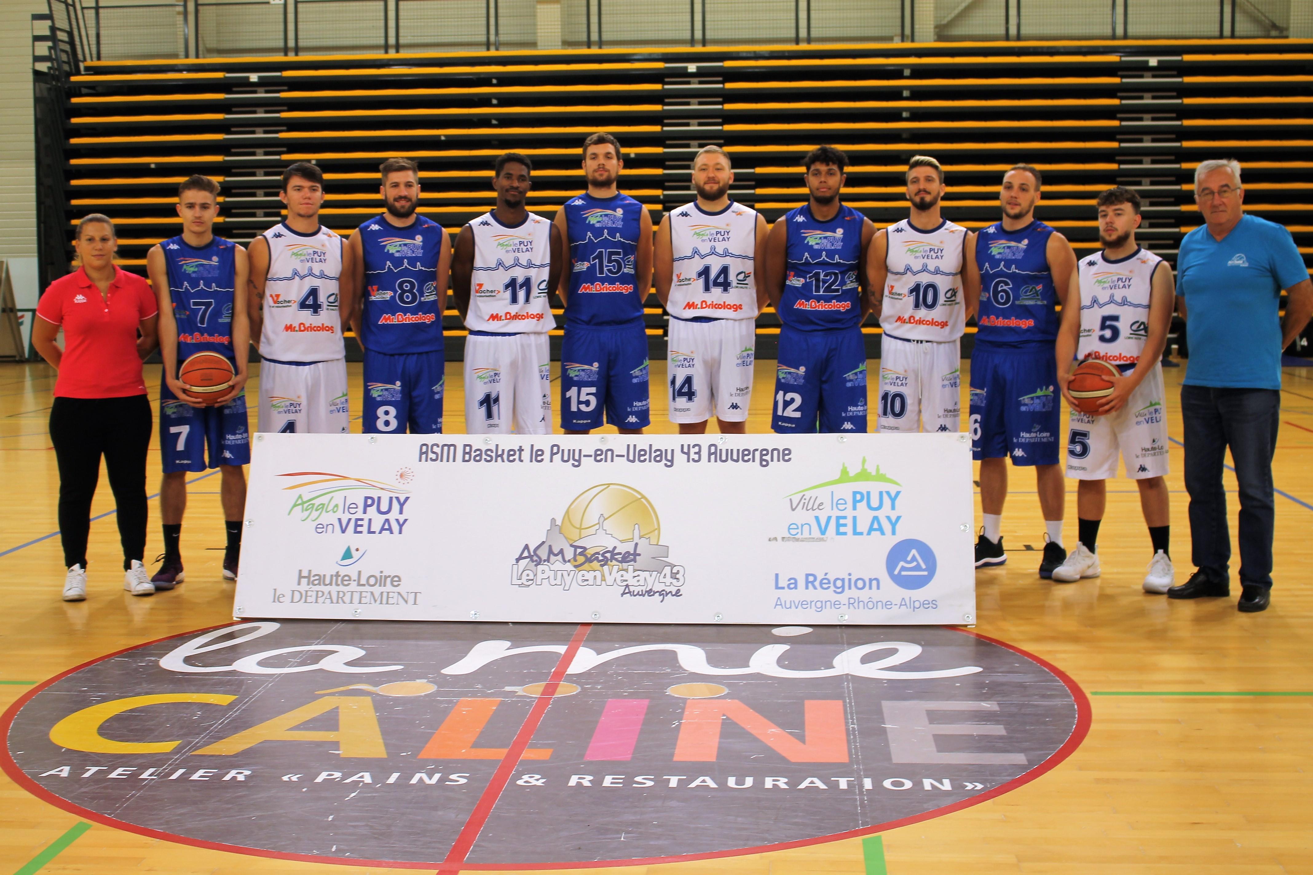 basket nationale 2 Avignon le pontet 86-66 asmb le puy réac après match 141018
