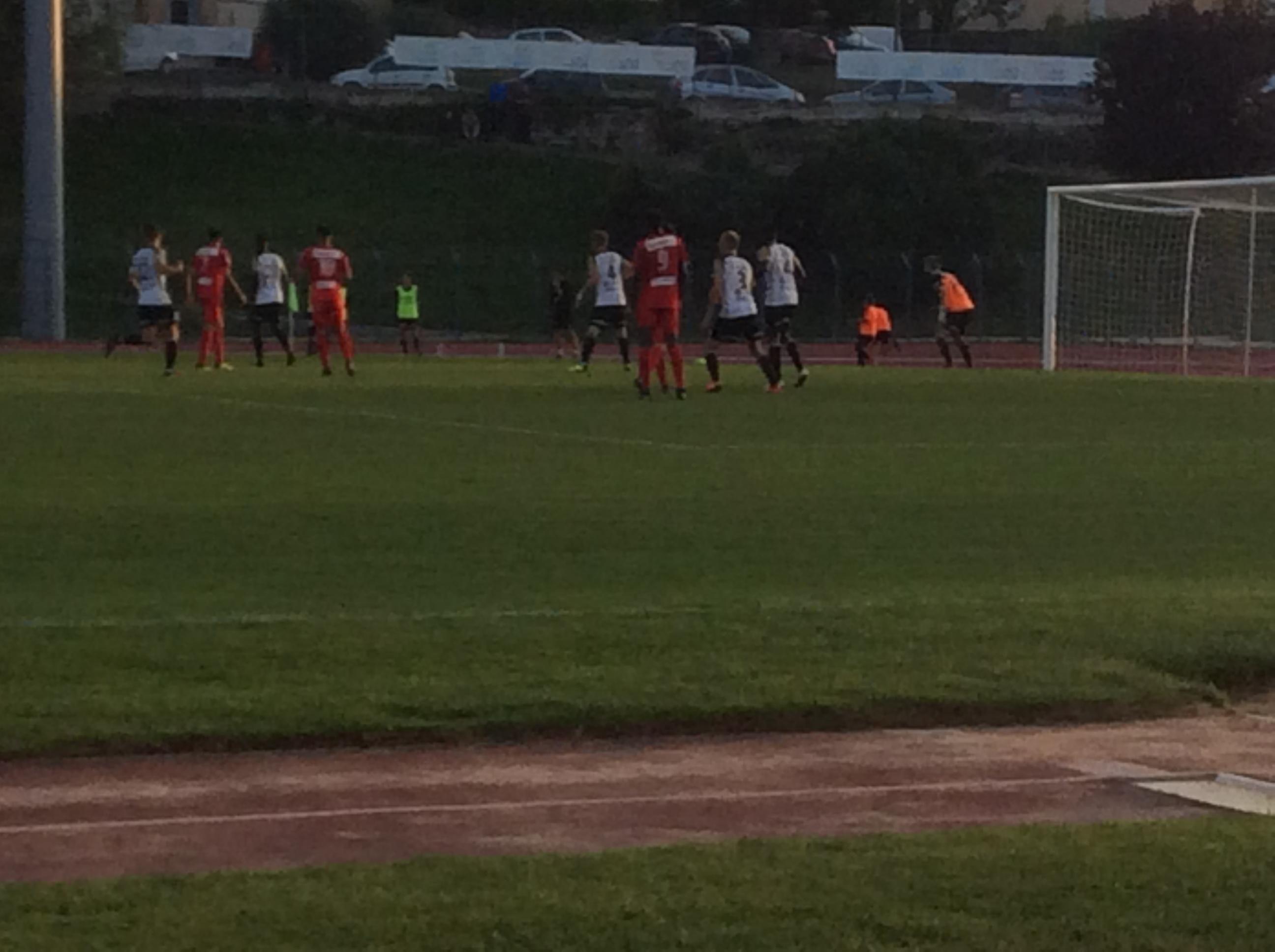 nationale 2 foot le puy foot 43 2-2 fc Sète réac après match 160918