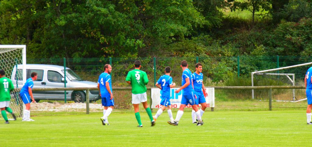 regionale 1 foot aura blavozy 0-2 moulins Yzeure reac après match 131118