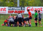 rugby fédérale 3 Givors-cop rugby le puy 091218 15h