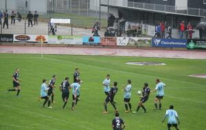 regionale 1 foot aura clermont foot 0-1 le puy foot 43 réac après match