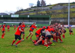 rugby federale 3 16eme de final aller montelimar-cop rugby le puy avant match 190519 15h