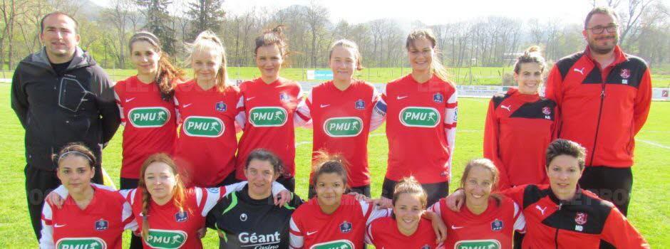 regionale 1 féminine foot aura fc2a cantal-st julien chapteuil 170319 15h avant match