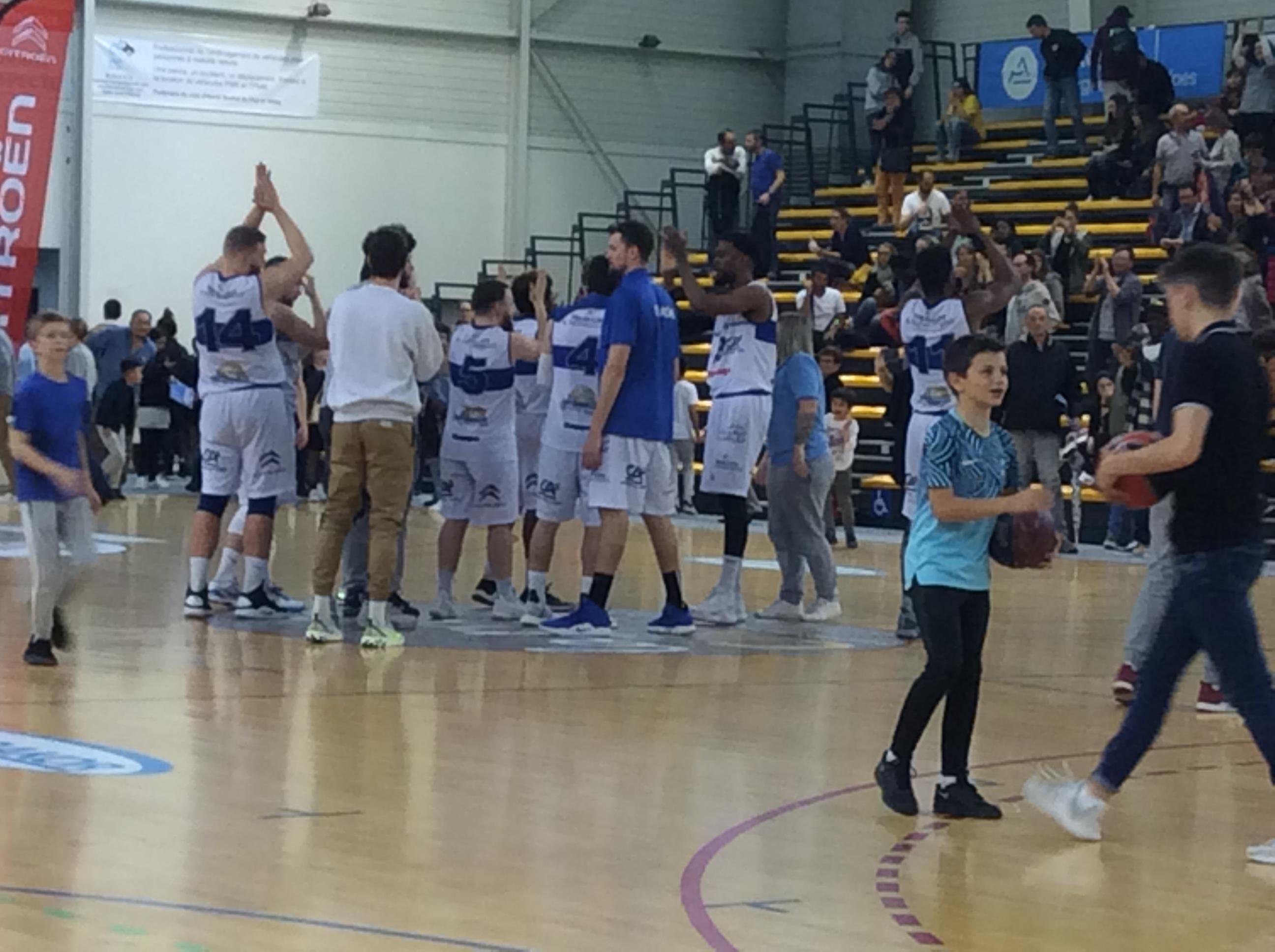 basket regionale 2 la ricamarie-asmb le puy 220919 14h avant match
