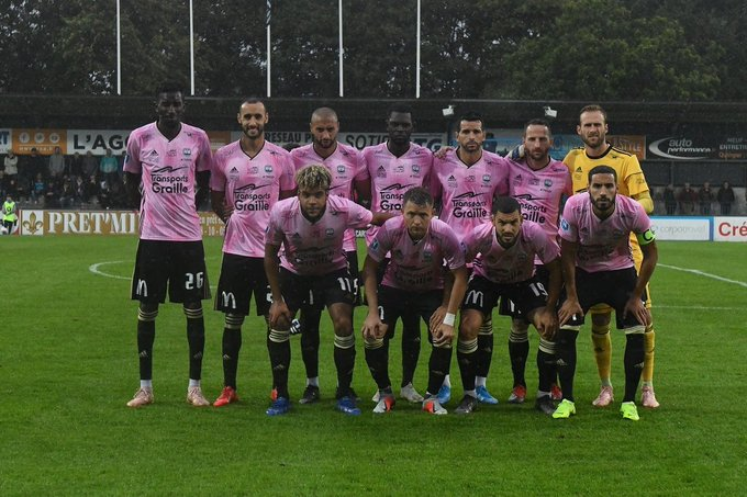 foot national le puy foot 43-avranches 20h le 230819 a massot avant match
