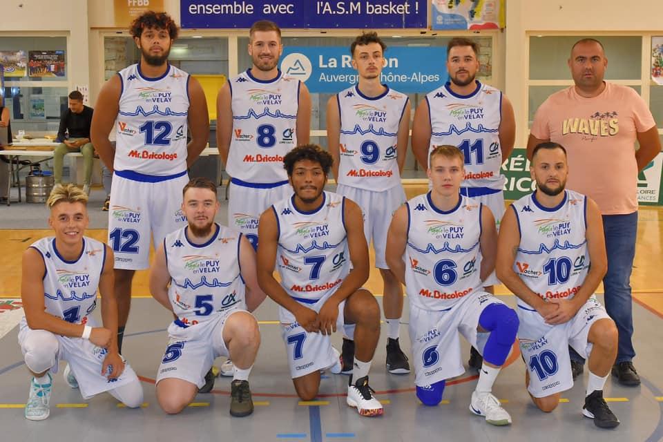 regionale 2 basket aura asmb le puy-olympic sathonay 17h 121019 avant match