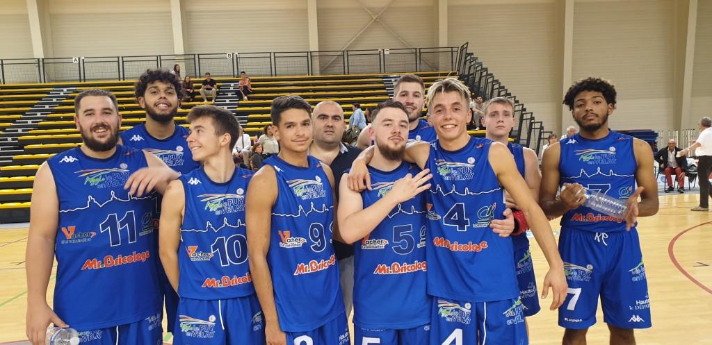 regionale 2 basket asmb le puy 62-59 olympic sathonay réac après match 141019