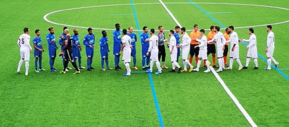 nationale foot le puy foot 43- as Béziers avant match 181019 20h massot