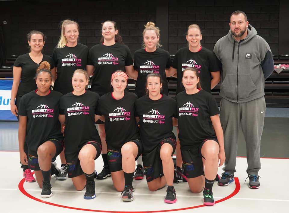 basket féminin aura pre nationale caluire-asmb le puy avant match 180120 13h30