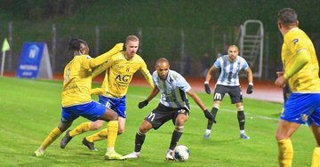 national foot le puy 43 sporting- toulon reac apres match 101119