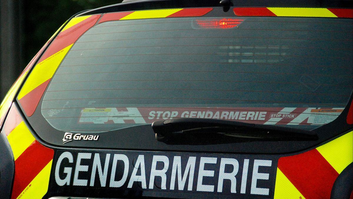 adjudant chef dufau de la gendarmerie de craponne sur arzon