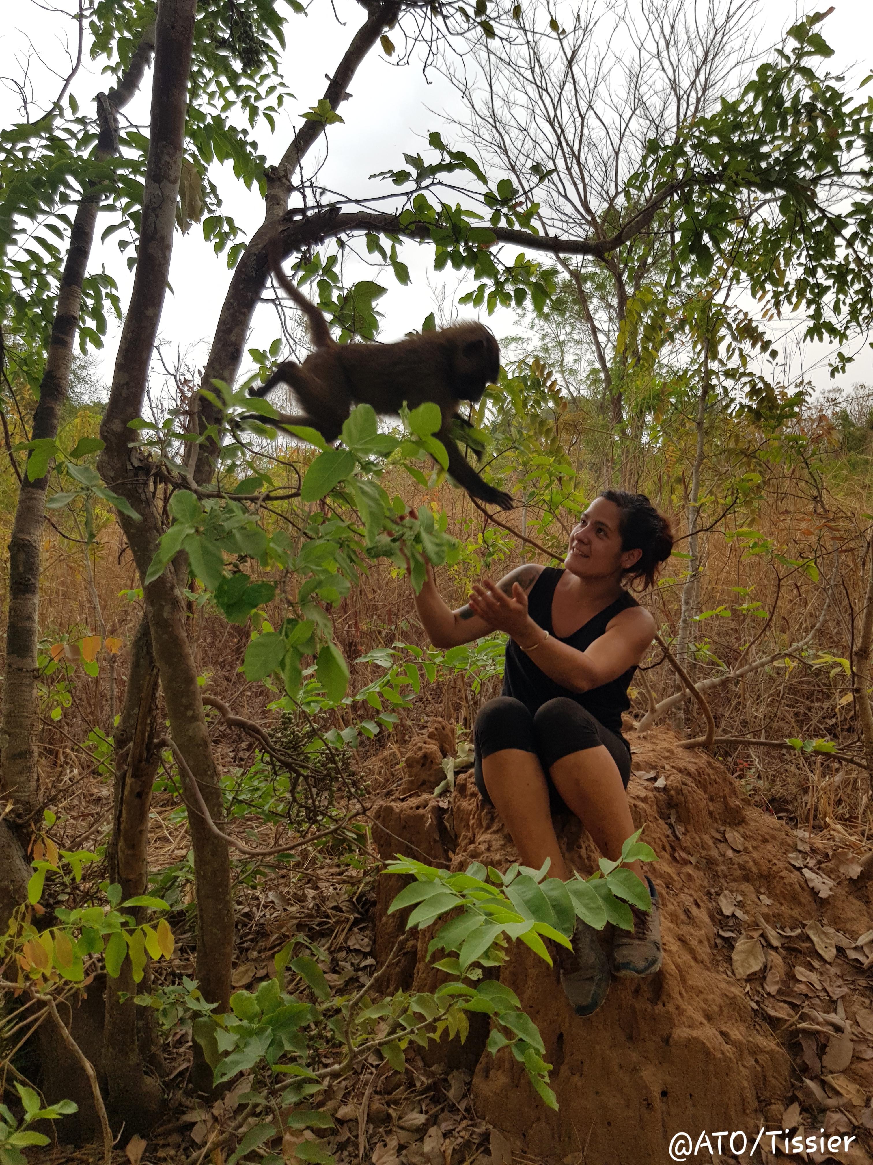 Adeline tissier invite du jeudi voyage au Bénin