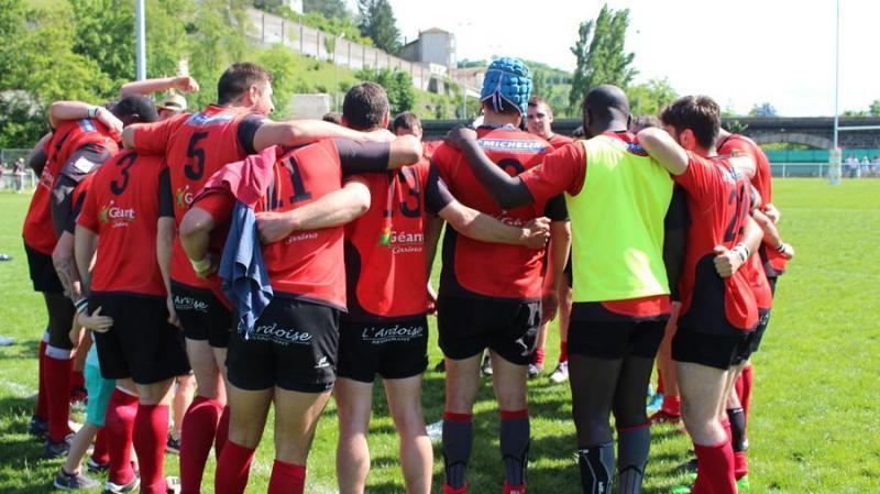 rugby federale 3 saint afrique 18-18 cop le puy réac  après match 191020