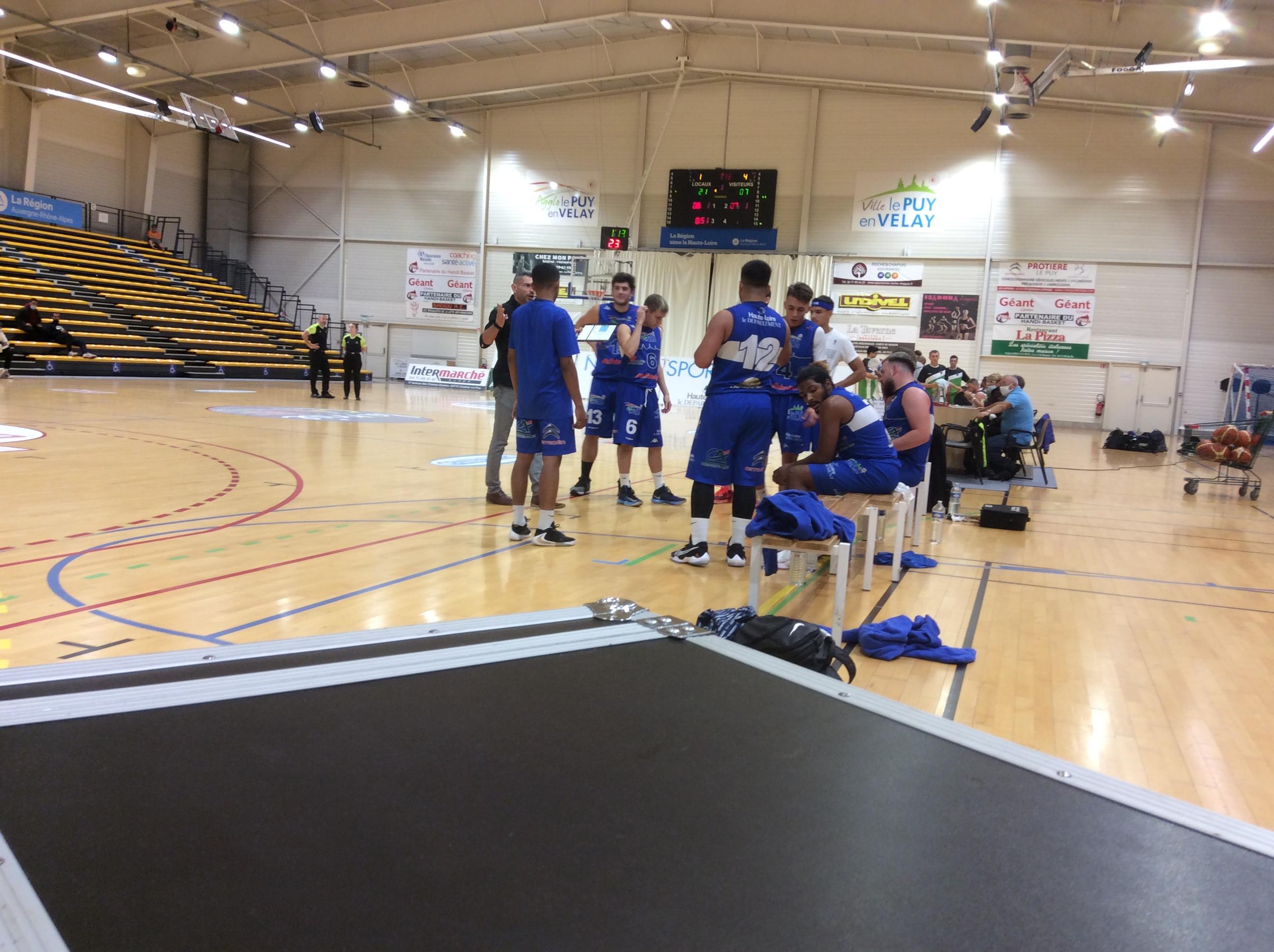 basket regionale 2 aura garçon lagresle 60-68 asmb le puy réac après match 191020