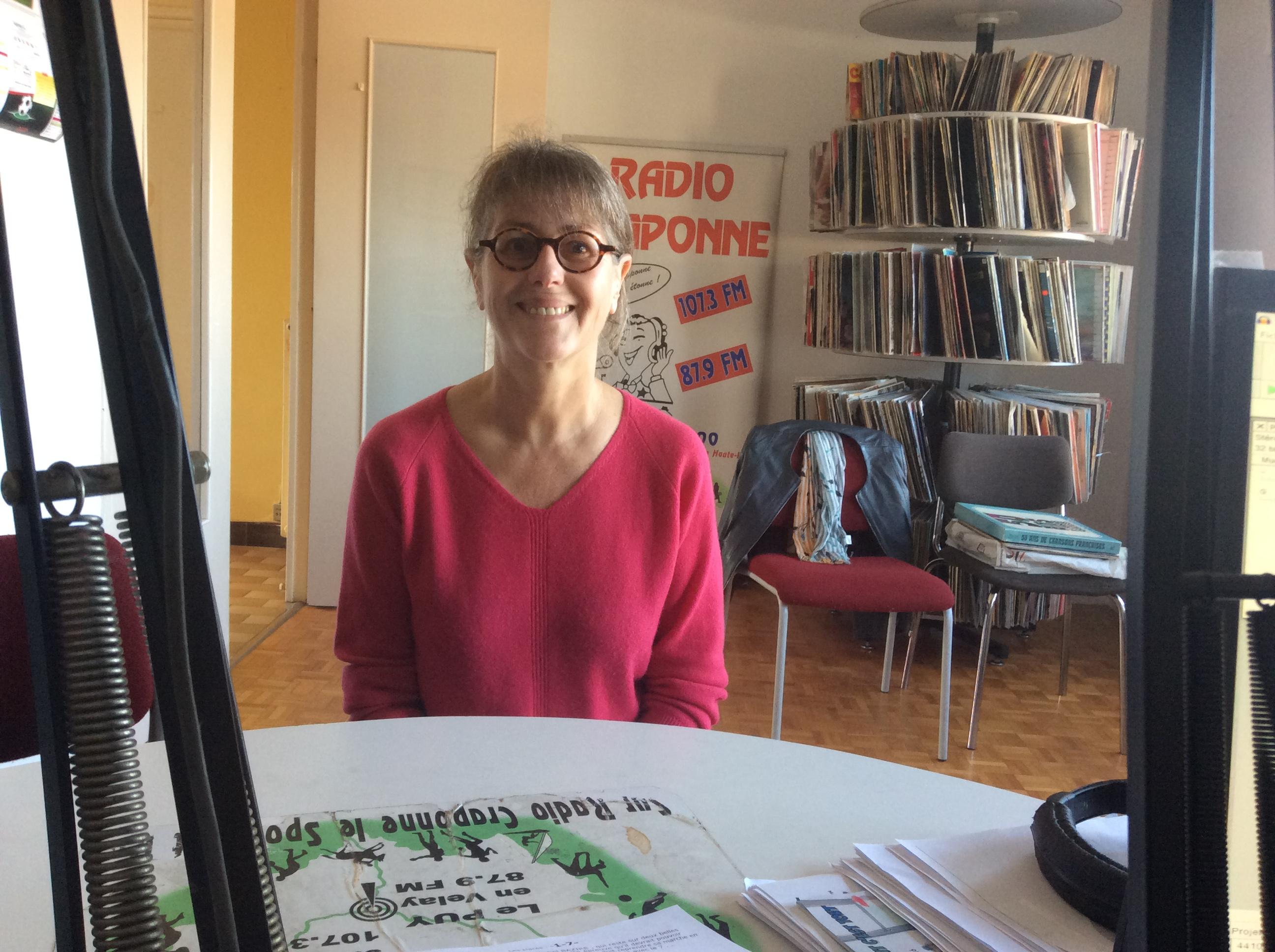 entretien avec Aline Robert pour son projet d'habitat pour personne isole SUR LE PAYS DE CRAPONNE membre de France handicap 141120