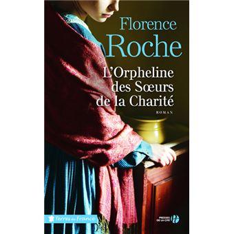 invite du jeudi florence roche pour son livre l'orpheline des sœurs de la charité aux presses de la cite 121120
