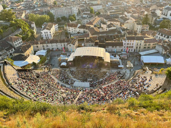 Jazz a Vienne 40 eme édition Benjamin Banguy directeur artistique